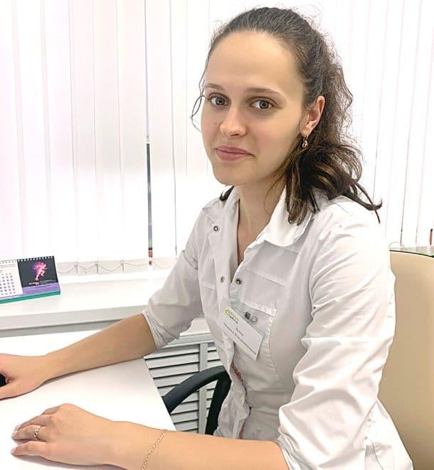 ЗУЕВА ОКСАНА ВЛАДИМИРОВНАДерматологТерапевт